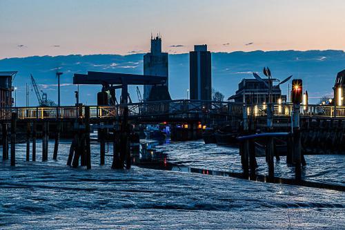 Husumer Binnenhafen 3